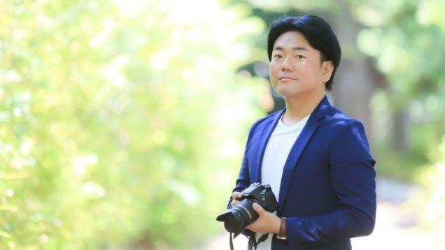 子どもの笑顔専門カメラマン「ちはら ひろし」さん