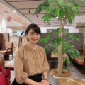 植物の力で今よりもっと明るく、楽しく、前向きに生きる心と身体をサポートしたい、池田順子さん