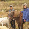 馬を生かし、人と人の縁、地域と地域の縁を繋ぐ渡部沙織さん