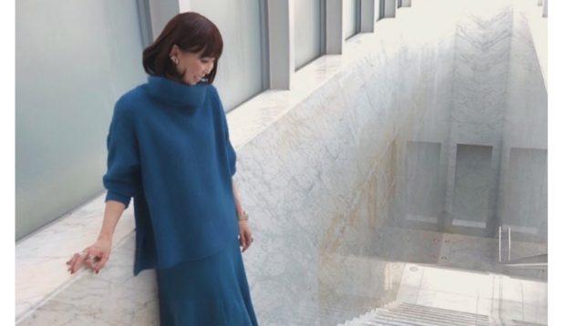 「自分らしく輝くファッション」を通してすべての人を笑顔にしたいと活動されているパーソナルスタイリスト 筒井智代さん