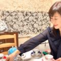 オリジナル食器作りを通して、ものづくりの楽しさを伝えていきたい!ポーセラーツ・ポーセリンアートの自宅サロン主宰 櫻井真由美さん