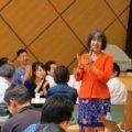 『日本組織が外国人人材を活用出来るようになること』を夢として日々実践活躍されている ロッシェル・カップさん